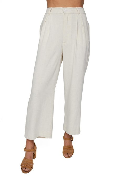Rachel Pally Linen Desiree Pants