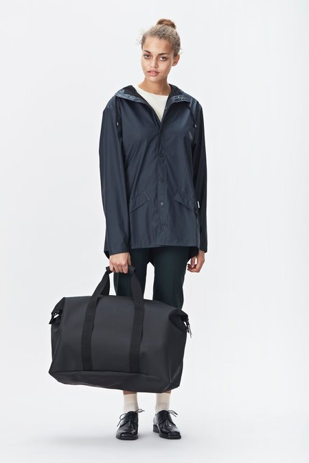 Unisex Rains Weekend Bag - Black