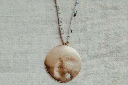 Takara Compass Necklace