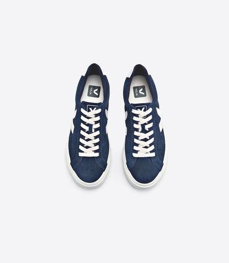 Veja Esplar Low Logo Sneaker - Midnight Pierre