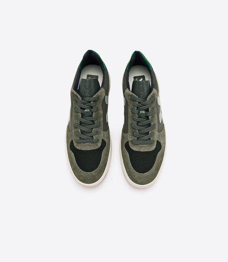 Veja V10 B Mesh Sneaker - Multicolor Olive