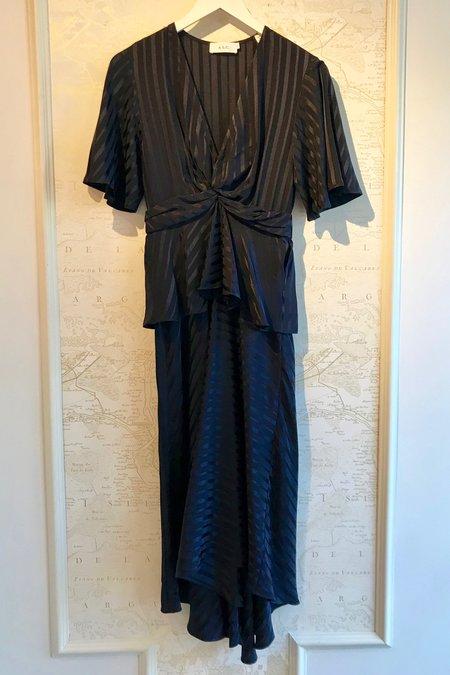 A.L.C. Avi Draped Mini Dress