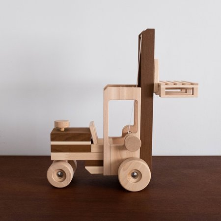 Kids Shop Merci Milo Wooden Forklift Truck