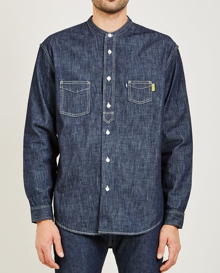 Levi's Made & Crafted Poggy Work Shirt - Rinse Wash
