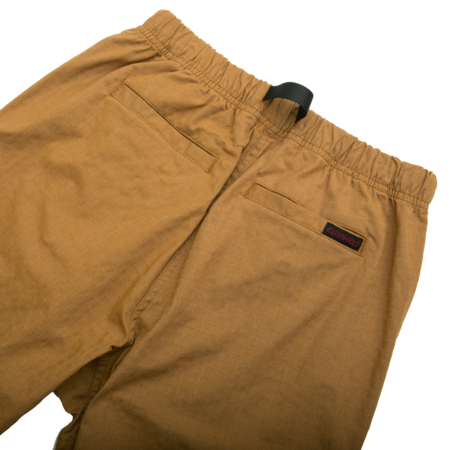 Gramicci Big Ripstop Loose Tapered Pants - Coyote