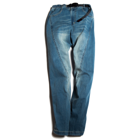 Unisex Gramicci Denim Draping Pants