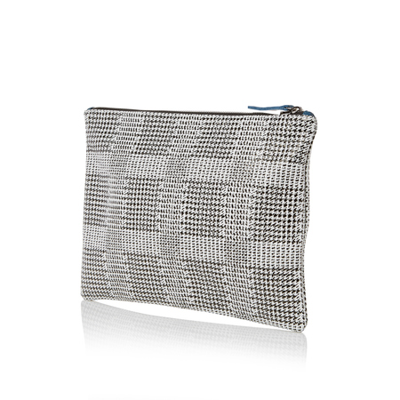 Marie Turnor VIVA Flat Zip Clutch
