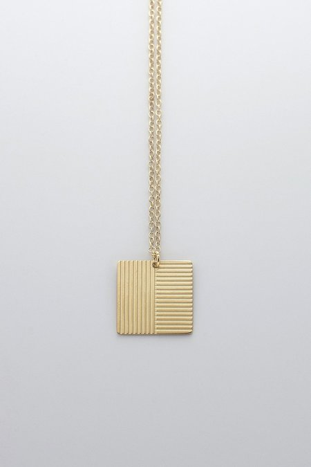 MOODLIKEME BASIC B NECKLACE