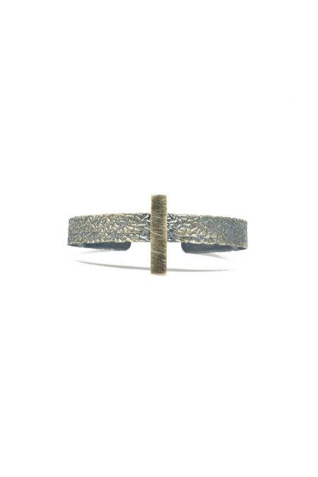 NOILENCE CROSSING BRACELET - sterling silver