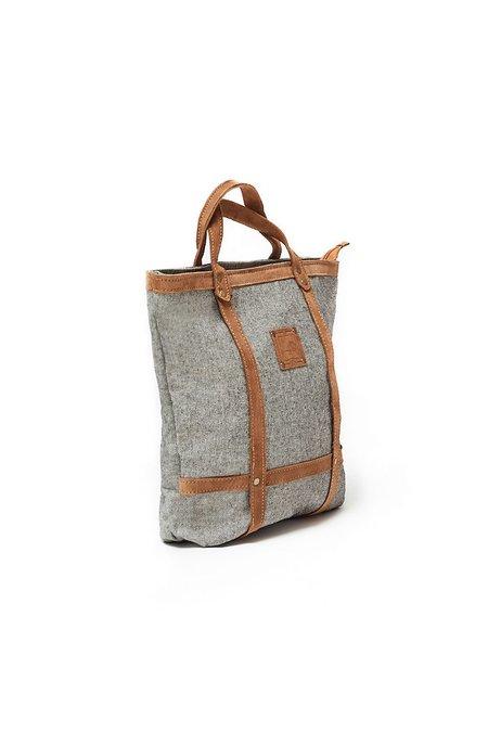 Bonendis LEATHER BAG - STRIPES