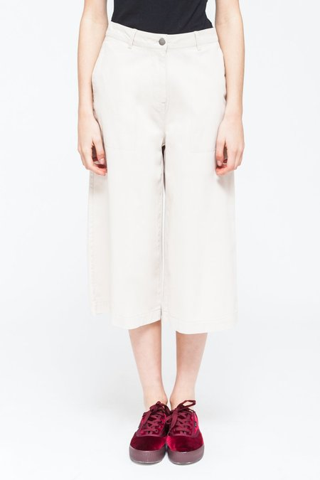 Native Youth ORGANIC DISPLACEMENT PANT - oatmeal
