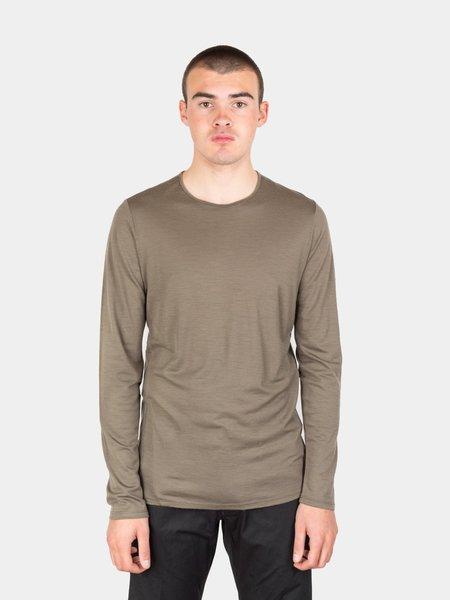 Arc'teryx Veilance Frame LS Shirt - Mortar