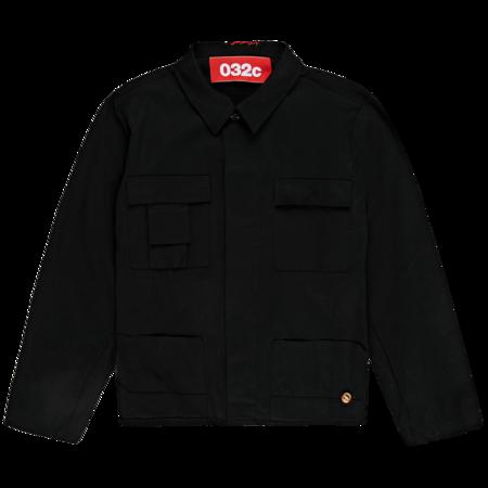 032C Workers Jacket - Black