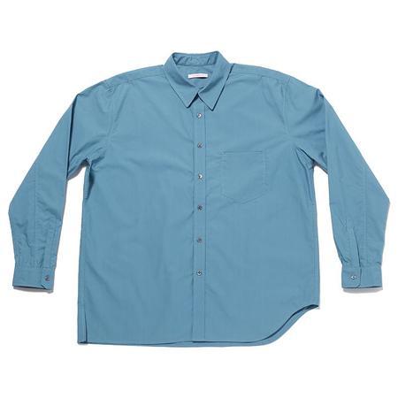 S.K. Manor Hill Egon Shirt - Blue