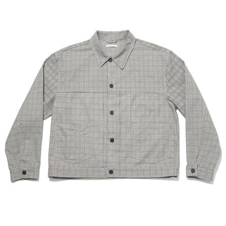S.K. Manor Hill Type 100 Jacket - Glen Check