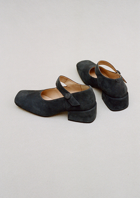About Arianne CHARLOTTE NIGHT - Grey Suede