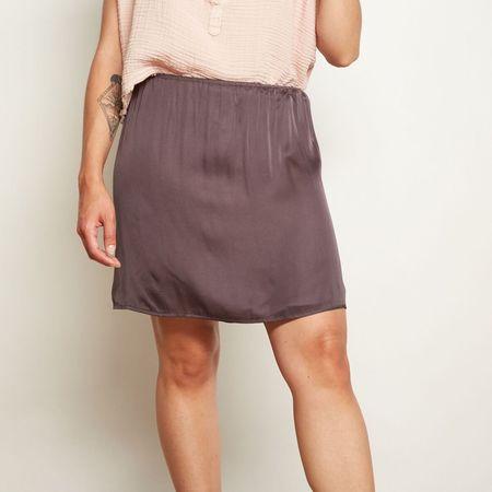 Cali Dreaming Mini Slip Skirt