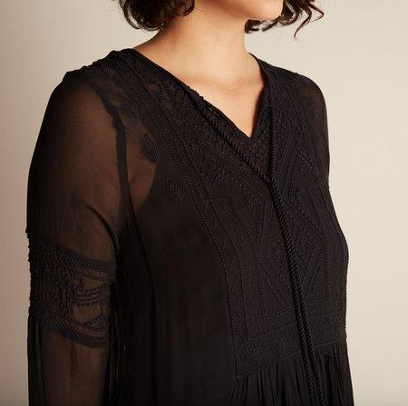 Local Blanca Dress - NAVY
