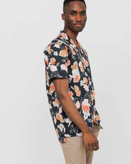 Libertine Libertine Cave Shirt - Black Lotus