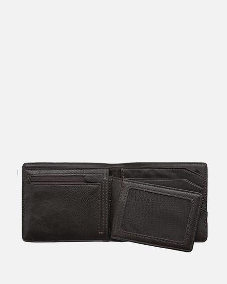 Nixon Satellite Wallet - Brown
