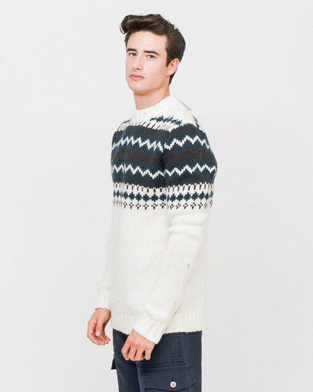 Samsoe & Samsoe Eric Sweater - Cream Multi