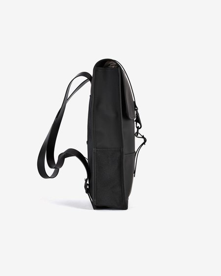 Rains Mini Backpack - Black