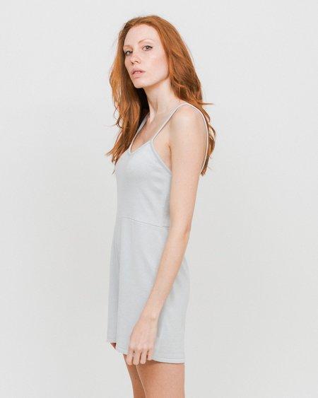 Rita Row Short Jumpsuit - Grey