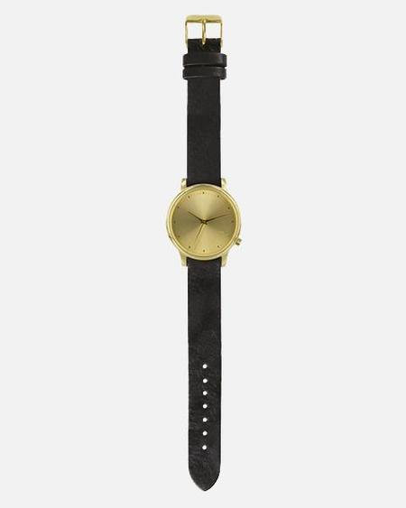 Komono Estelle Watch - Black
