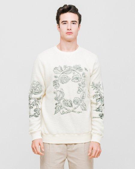 Soulland Damian Sweatshirt - Off White
