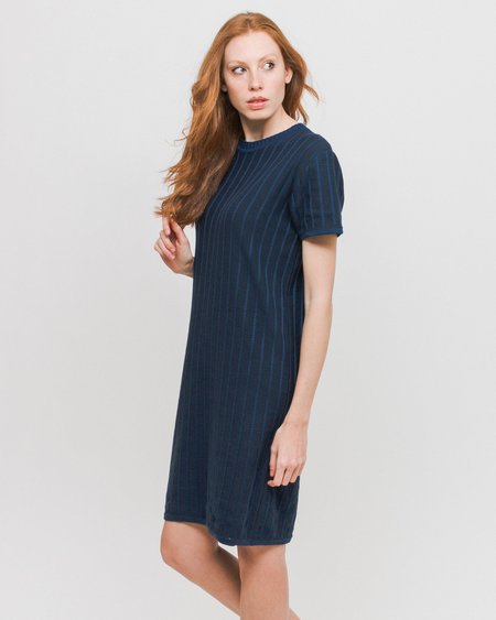 Diarte Efren Dress - Dark Blue