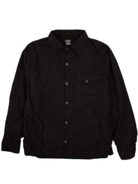 Save khaki United Supima Fleece Lined Jacket - Black
