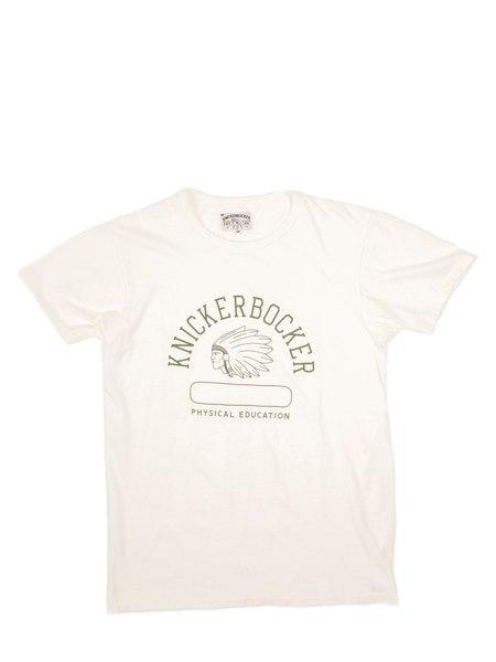Knickerbocker Phys. Ed.Tube Tee - Green