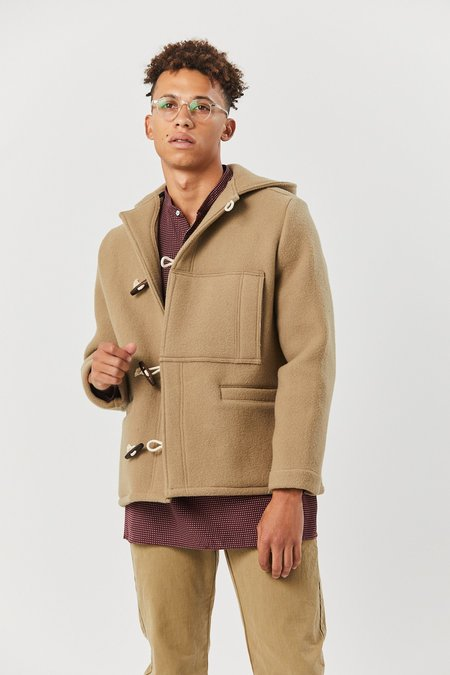 House of St. Clair BELLE ISLE TOGGLE COAT - CAMEL