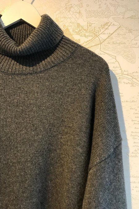 Tibi Cashmere Oversized Turtleneck Sweater