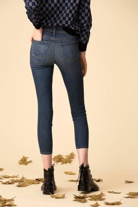 L'Agence Margot High Rise Skinny Jeans - Neptune