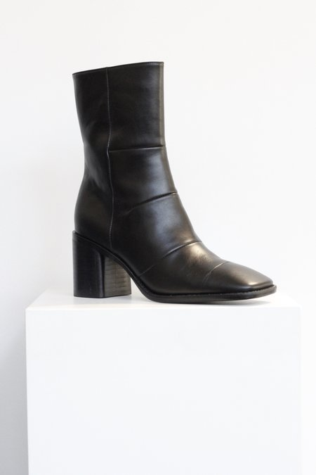 """INTENTIONALLY __________."" More Hugs Boot - Black"