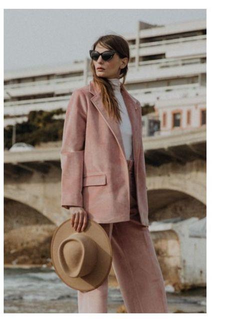 Van Palma Stella Jacket - Pink