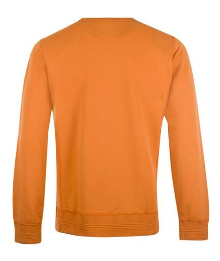 Albam Classic Crew Neck Sweatshirt - Orange