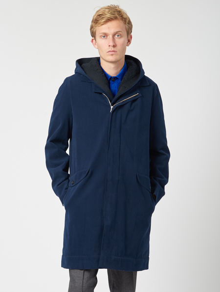 Stephan Schneider Fake Coat - Navy