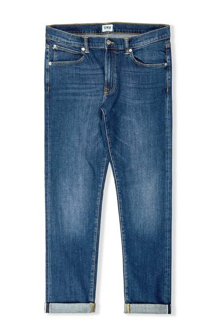 Edwin ED-85 CS Red Selvage - Blast Wash