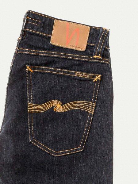 Nudie Jeans Skinny Lin Dry Jeans - Deep Orange