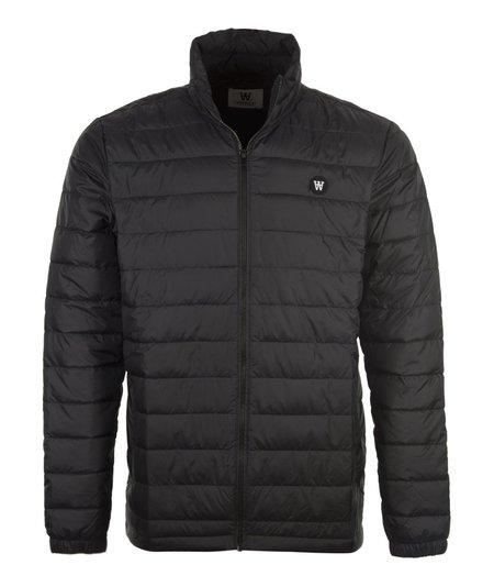 Wood Wood Joel Primaloft Quilt Jacket - Black