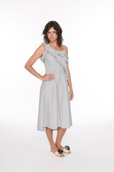 Wray Mina Dress - Baby Stripe