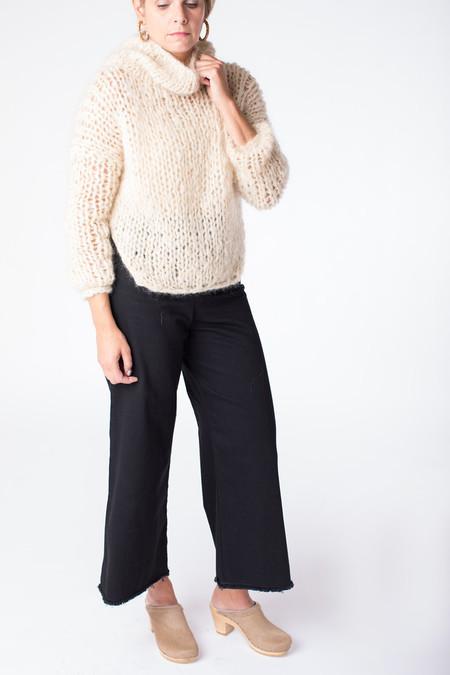 Fe Knits Turtleneck Sweater