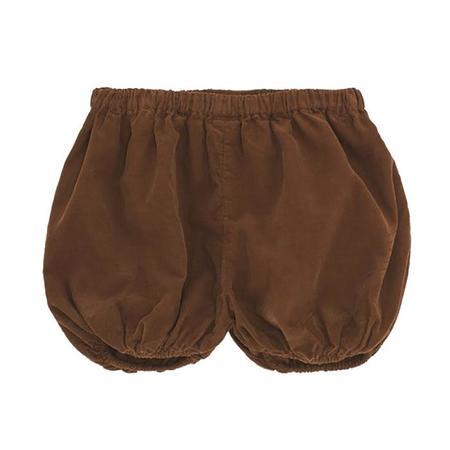 KIDS Bonton Baby Bloomers - Chestnut Brown
