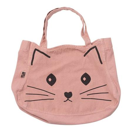KIDS Bonton Child Cat Tote Bag - Marshmallow Pink