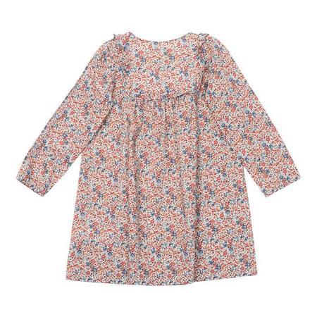 f53fa125d ... KIDS Bonton Child Praline Dress - Blue Floral Print