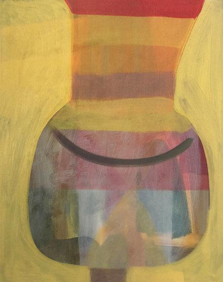 "Naomi Clark ""Yellow Crane"""