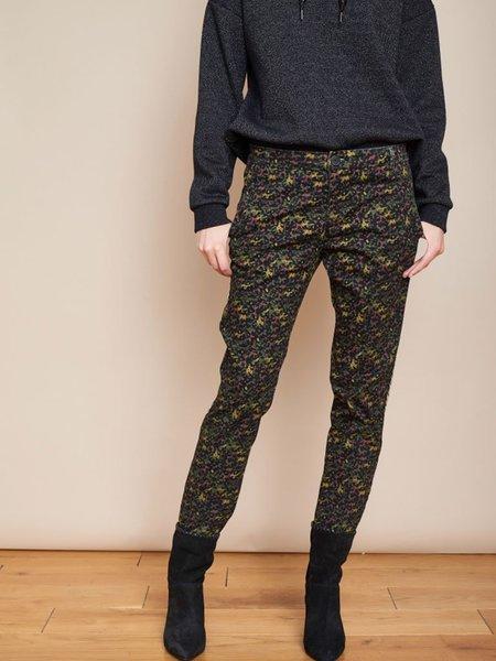 MKT Studio Sunset Pollock Trousers - Khaki/Gold