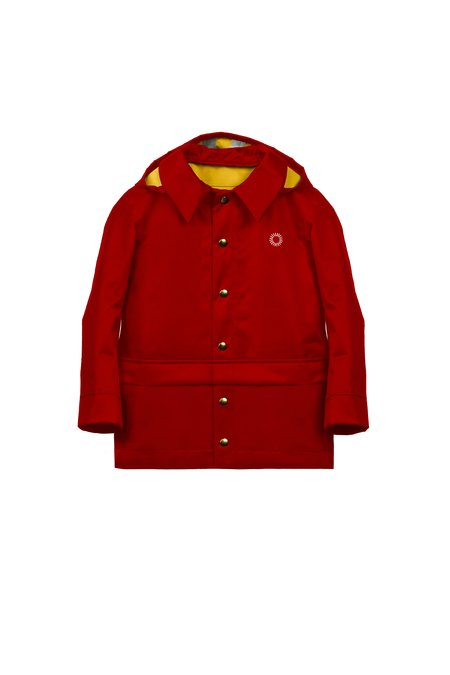 Kids Faire Child Makewear The Raincoat - Red